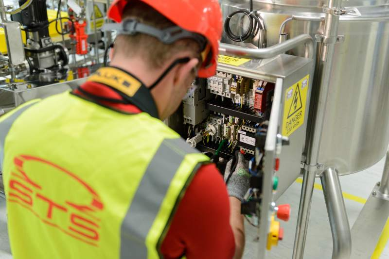 Electricians Required, Cork ** Testing Experience Essential - Career Opportunity at STS