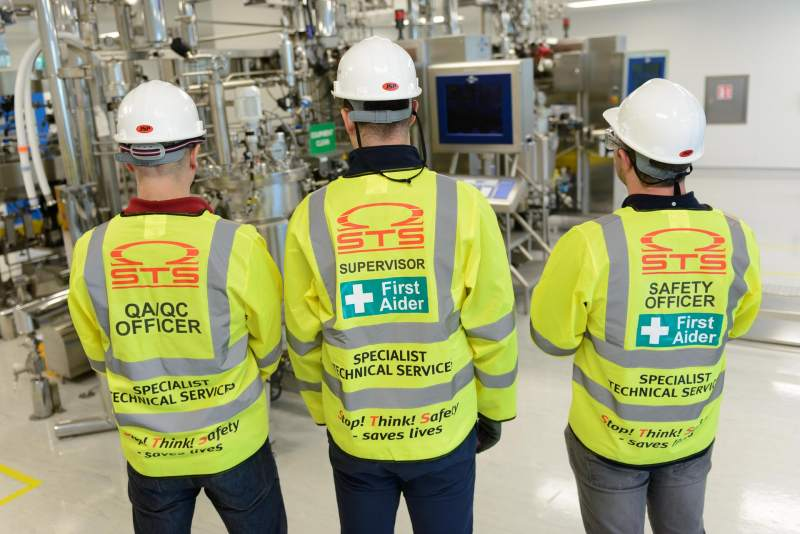 Junior Safety Officer, Dublin  - Career Opportunity at STS