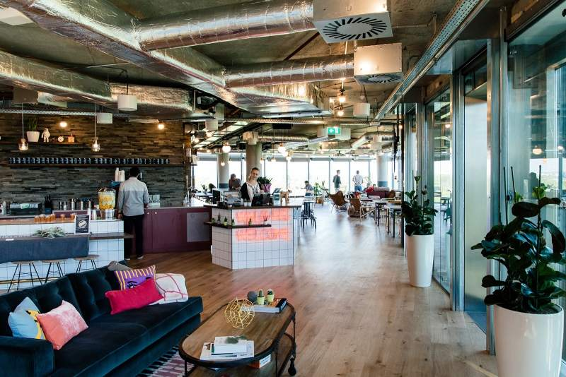 Turnkey Office Fit Outs