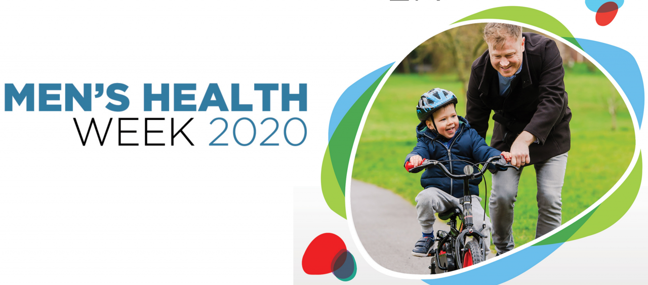Men's Health Week 2020 hero