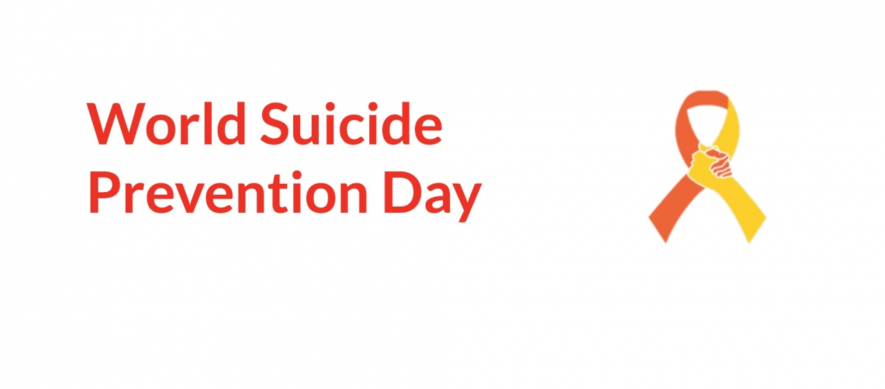 World Suicide Prevention Day 2020 hero
