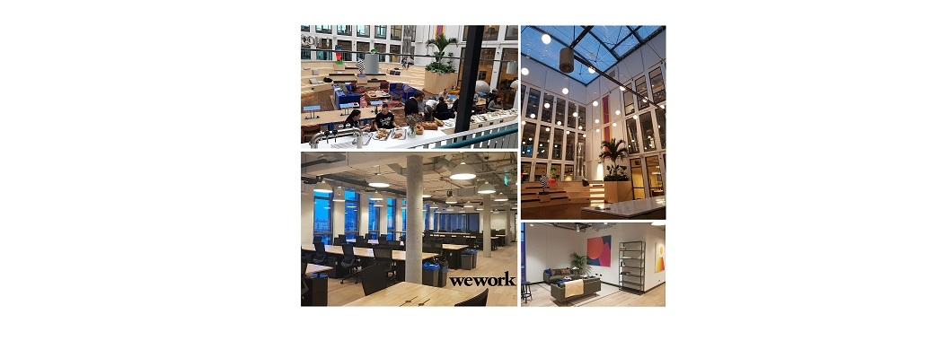 WeWork MTV Office Fit Out Project in Berlin hero