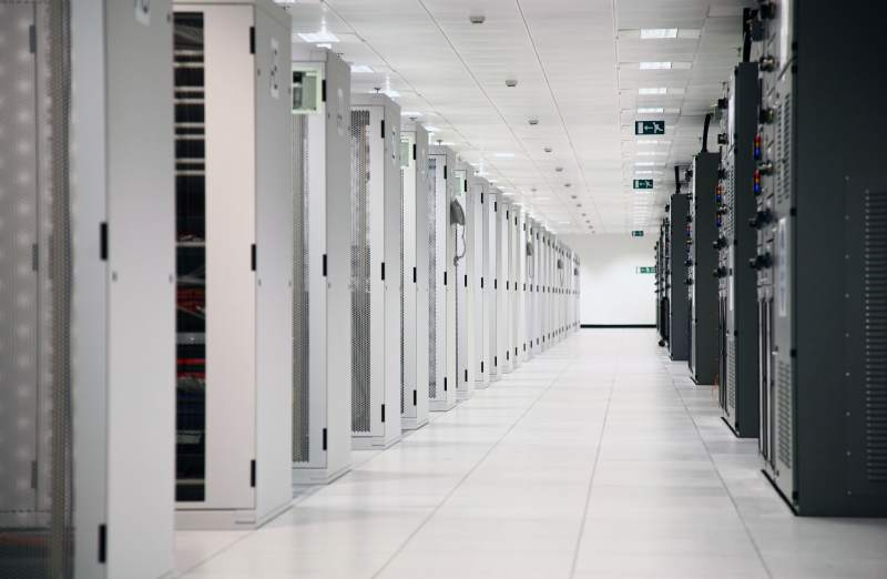Data Centre Project, The Middle East hero
