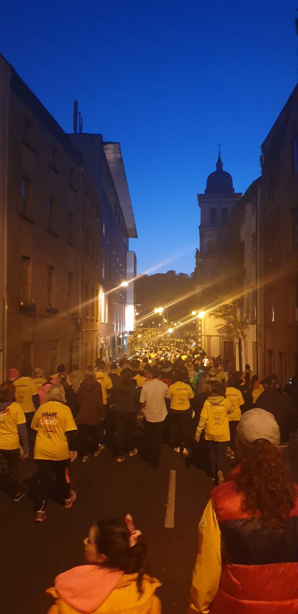 Darkness Into Light Waterford 2019