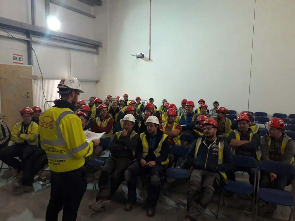 Construction Safety Week 2017