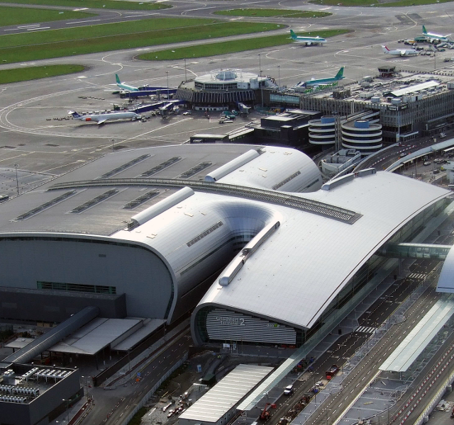 Fixed Electrical Ground Power Project, Dublin Airport, Ireland hero